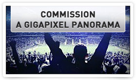 Commision a Gigapixel Panorama