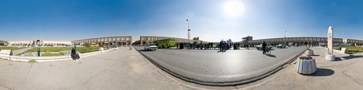 The Naqshe Jahan Square